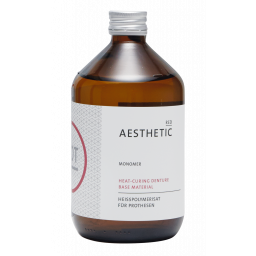 Aesthetic Red vloeistof 500 ml